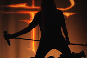 Marc Hudson - Lead Singer of DragonForce
